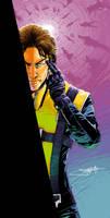 X-men First Class : Professor X by Heri-Shinato