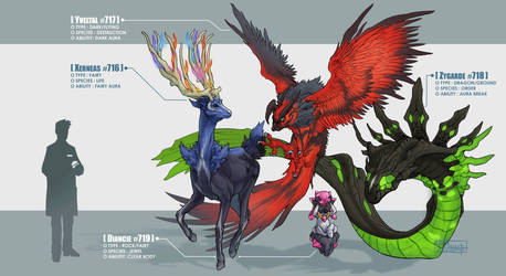Legendary VI by Heri-Shinato