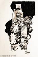 DAY 05 - Iron Gentleman by Heri-Shinato