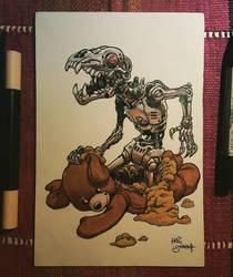 Killer toy by Heri-Shinato