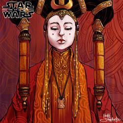 Star Wars month 5/6 by Heri-Shinato