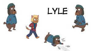 Lyle by SpiritualBacon