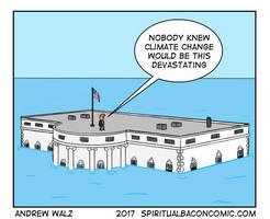 Climate Change by SpiritualBacon