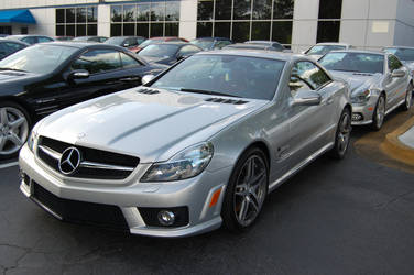 Mercedes Benz SL 63 by short-shift90