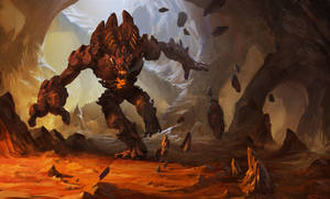 Malphite - League of Legends by KangJason