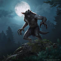 The Elder Scrolls: Legends - Thornwell Terror by KangJason