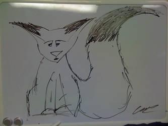 Furry...animal? by gac64k56