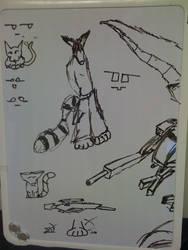 Whiteboard doddle by gac64k56