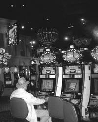 lonely gambler by rupturednerves