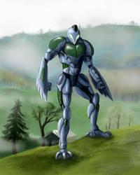 Defender of the Brandywine by sketchabeth