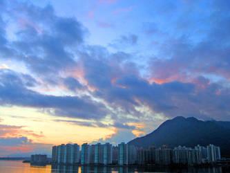 Before the sunrise at Tolo by ShinzonRemus