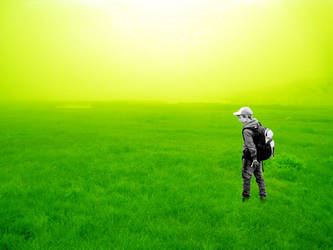 A Swiss boy lost in his dream by ShinzonRemus