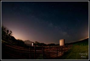 Milky Way by Matman311