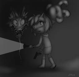 Silent Hill Zone by DonkeyInTheMiddle