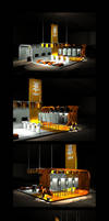 My Exhibition Booth by yienkeat