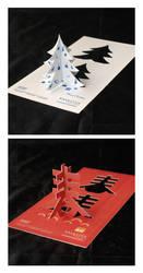 Krakatua Greeting Card by yienkeat
