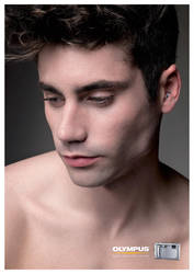 Olympus Mju Tough: Caucasian by yienkeat