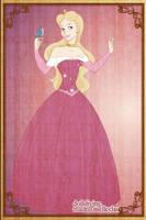 Princess Aurora by PinkPetalEntrance
