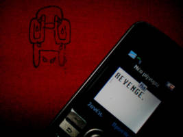 Dial : Revenge by TheSkyEtc