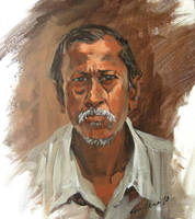 Old man by kios18