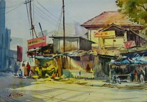 Market Place by kios18