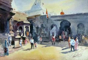 Mahalaxmi Temple by kios18