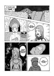 Brother's Quest Page 1 (Discontinued Manga) by Cam86Hall