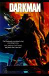 Darkman Movie Poster by JON-GEIST