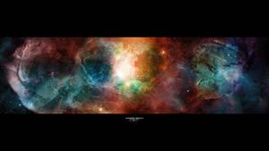 Shar'Nez Nebula by GlennClovis