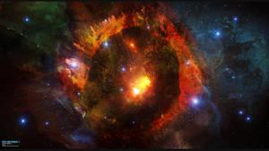 Eye of Odin 1 by GlennClovis