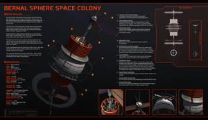 Spec Sheet - Bernal Sphere MK2 by GlennClovis