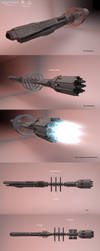 Carrier Concept-MK2 by GlennClovis