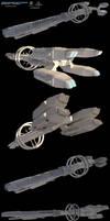 Carrier Concept-MK3-Variants by GlennClovis