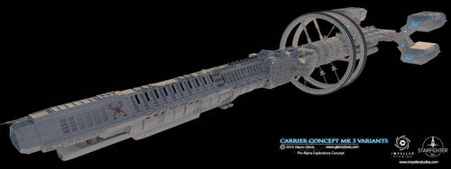 Carrier Concept-MK3-Variants-HDR by GlennClovis