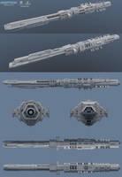 Carrier Concept-MK10 by GlennClovis