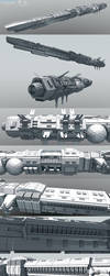 Carrier Concept-MK17 by GlennClovis