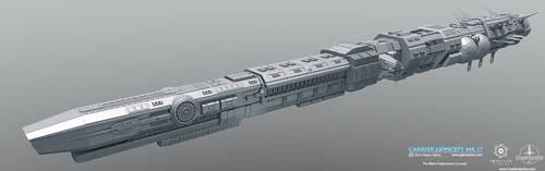 CarrierConcept-MK17-HDR by GlennClovis