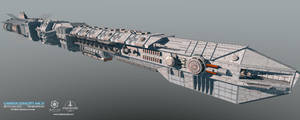 Carrier Concept-MK21-HDR by GlennClovis