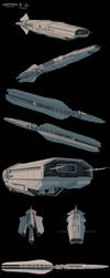 Carrier Concept-mk23 by GlennClovis
