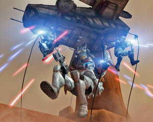 Republic Commando by KirilloTR0N