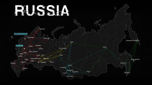 Watch Dogs Russia Map v2 by KirilloTR0N