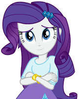 [Vector] Rarity shy by TheBarSection