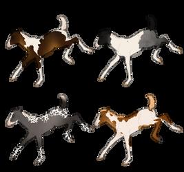 Jumpy Babs - OPEN (2/4) by Oak-Horses