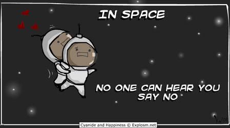 In Space by kris-wilson
