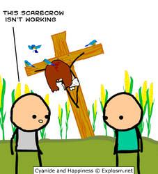 Crucify by kris-wilson