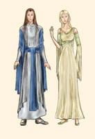 The Elves of Haedeinath by Ailinne