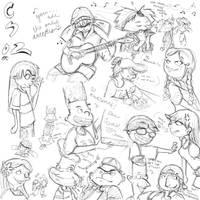 BA - Character Sketch 02 by AJanae79