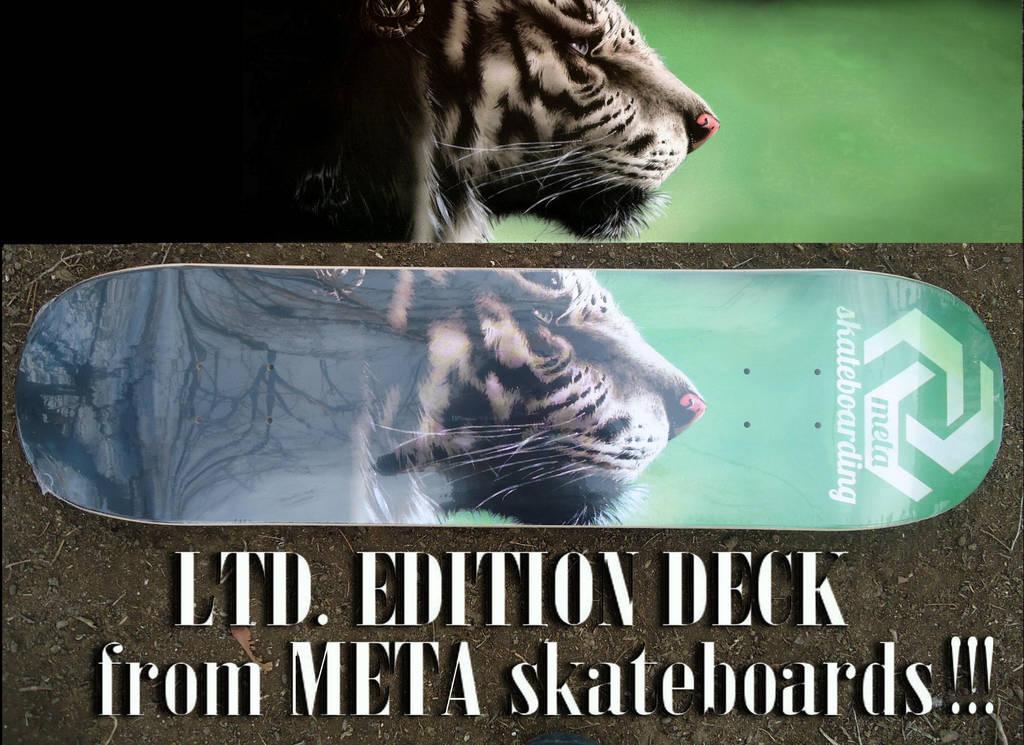 Tigerdeck ad by PlanetDarkOne