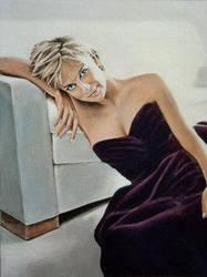Diana, Princess of Wales by andylloyd