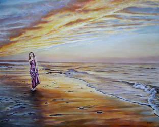 An Evening Stroll by andylloyd